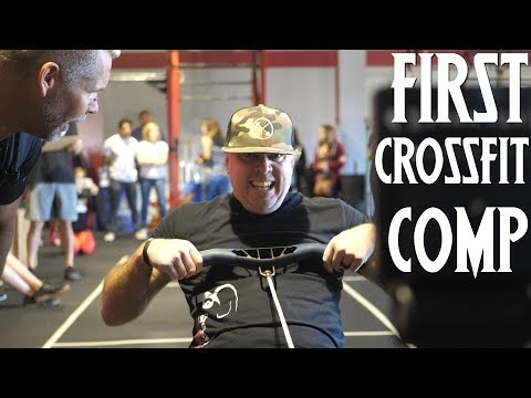 AGE IS JUST A NUMBER! Dave's First CrossFit Competition!