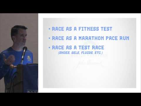 2014 Boston Marathon Training Clinic #2 - Part 1