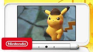 Detective Pikachu Launch Trailer - Nintendo 3DS