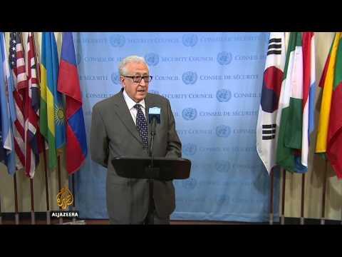 Syria mediator Brahimi announces resignation