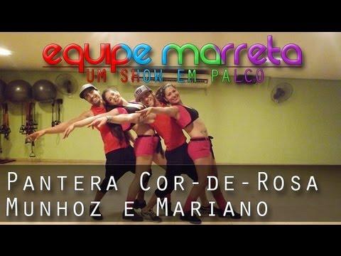 Pantera Cor-de-Rosa - Munhoz e Mariano   Coreografia Professor Jefin