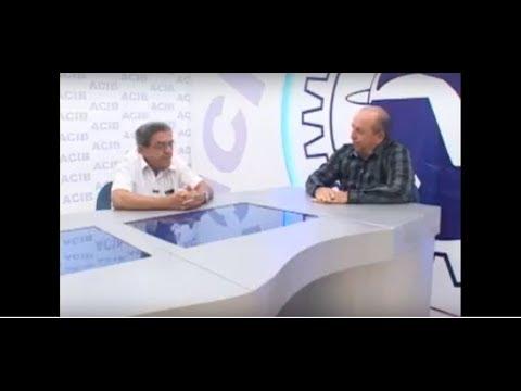 TV Acib - Carlito de Jesus Rodrigues Presidente da APPP