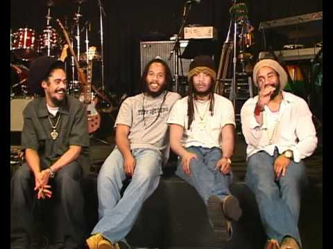 The Marley Brothers Sit Down With Reggae Nation TV
