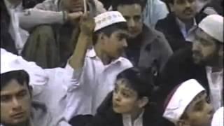 Hafiz Ahsan Amin in Brierfield