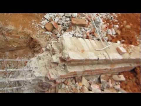 Vụ rút ruột công trình xây dựng UBND xã Trí Yên