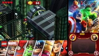 LEGO Marvel Super Heroes: Universe In Peril 100% Freeplay