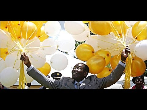 President Mugabe Turns 90