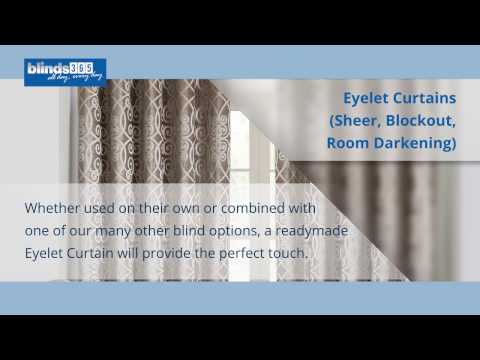 Range of Blinds Online - Watch Now!