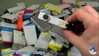 New HP 364 Chip Design