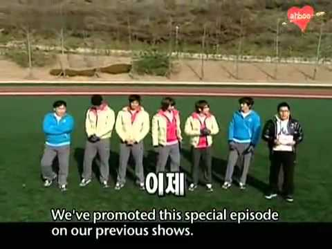 [Eng] Dream Team Episode 7 -- feat. Super Junior Eunhyuk (1/7)