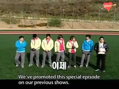 [Eng] Dream Team Episode 7 -- feat. Super Junior Eunhyuk (1/7)