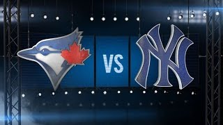 4/6/15: Blue Jays drop Yankees on Opening Day