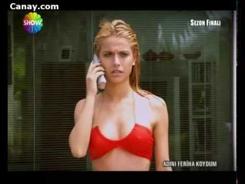 Ceyda Ates Bikini & Mayokini - YouTube