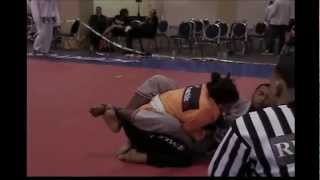 Gi Grappling Male vs Female