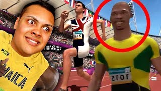 I BEAT USAIN BOLT IN THE OLYMPICS !!! (Olympic Games Game)