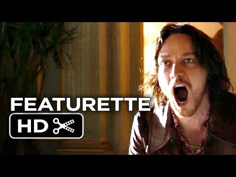 X-Men: Days of Future Past Featurette - Bryan's Passion (2014) - James McAvoy Movie HD