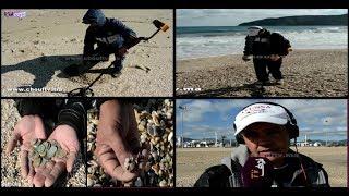 بالفيديو:مع السادسة صباحا..كايقلبو على الذهب و الفلوس بهاذ الطريقة بشواطئ المضيق وهاشنو كايلقاو |