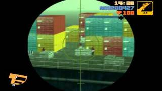 GTA 3 Mission #29 8-Ball Bomb Da Base Act II