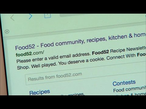 Websites stuffed with holiday recipes