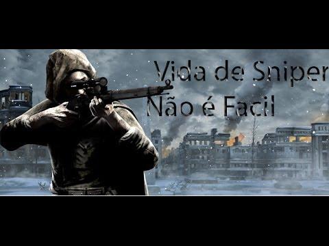 Vida de Sniper não é facil - [Red Orchestra 2 - Heroes Of Stalingrad ] HD BR 720p
