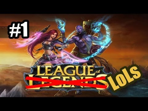 League of LoLs | Episode 1, Wrath of the Noobs