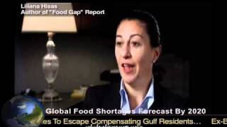 Global Food Shortages Forecast By 2020