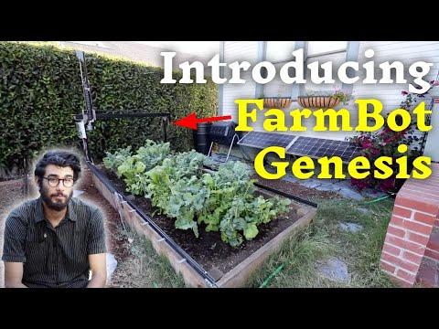 ЈАКО: Роботизирана машина за одгледување зеленчук кој се контролира со онлајн апликација