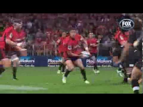 Beginners guide to the Crusaders | Super Rugby Video Highlights - Beginners guide to the Crusaders |