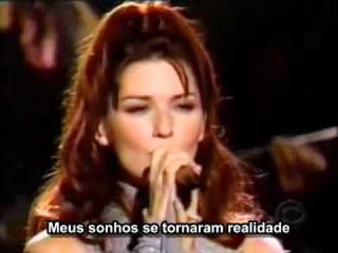 Backstreet Boys  Shania Twain - From This Moment  Legendado