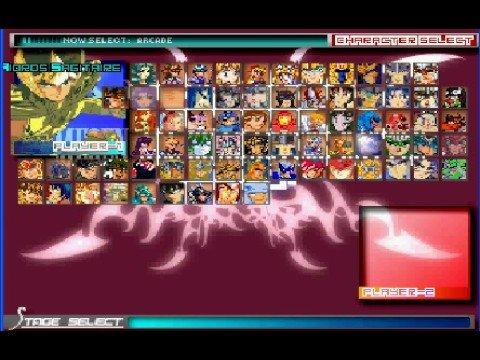 saint seiya mugen game download