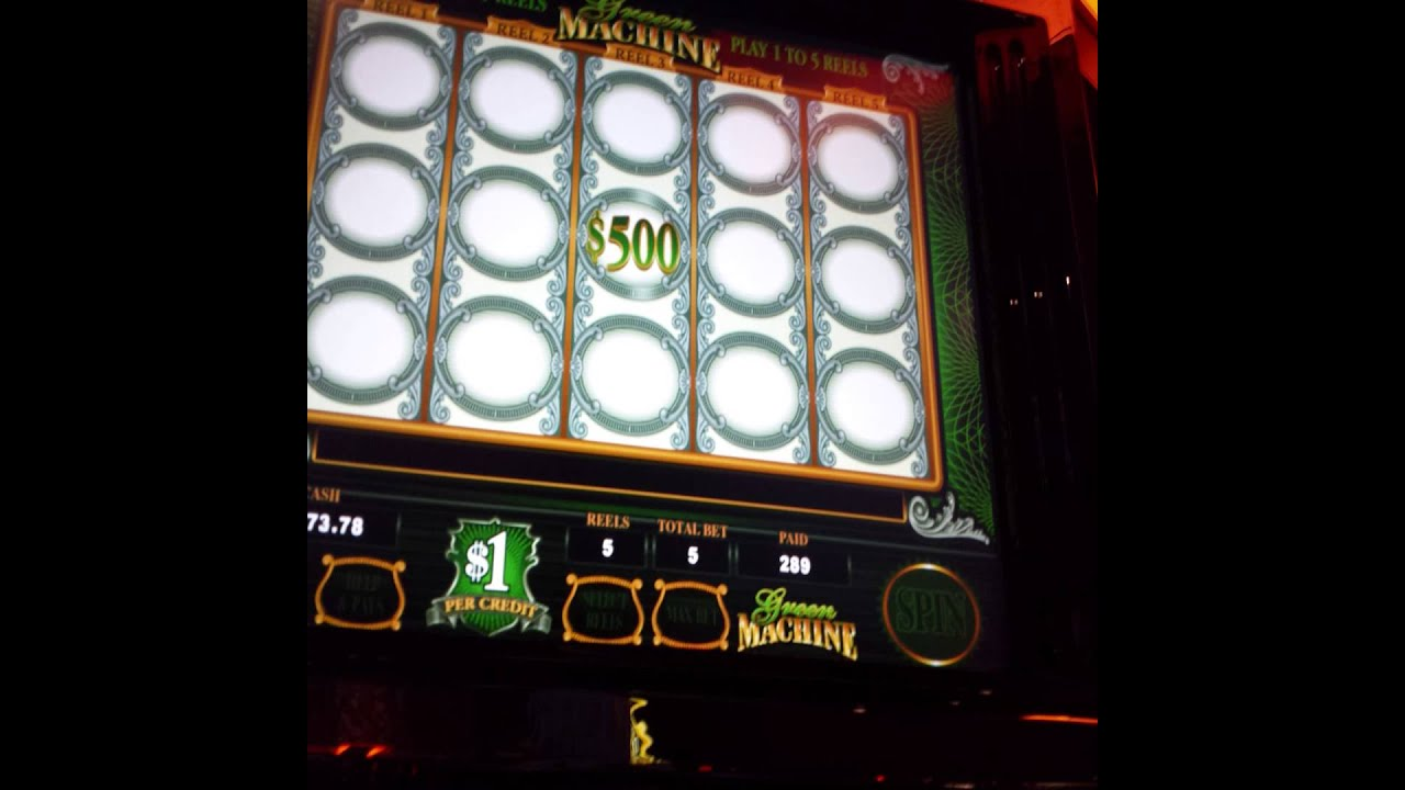 the green machine casino game