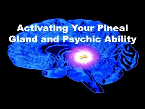 Activating Your Pineal Gland and Psychic Ability