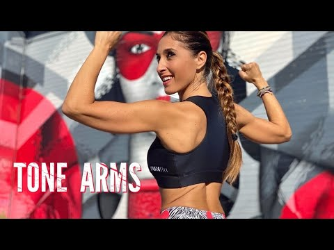 Easy Exercises to Lose Weight and Tone Arms   8 minutes