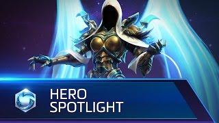 Heroes of the Storm - Auriel Spotlight