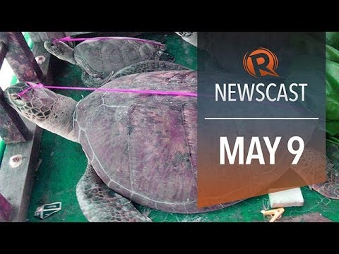 Rappler Newscast: Lacson list, Chinese fishermen, Sharia law protest