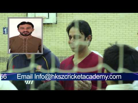 Hksz And Saeed Ajmal International Cricket Academy Junaid Khan