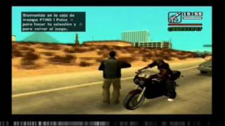 GTA San Andreas PS2 Varios Mods