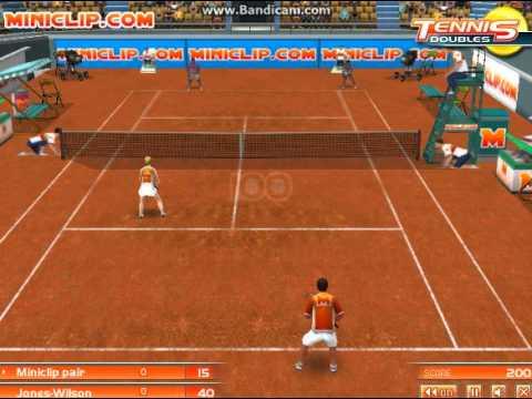 3D Tenis Oyunu