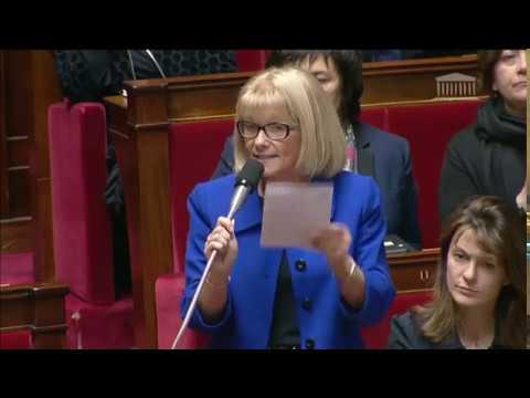 Mme Valérie Lacroute - Manifestation des gilets jaunes