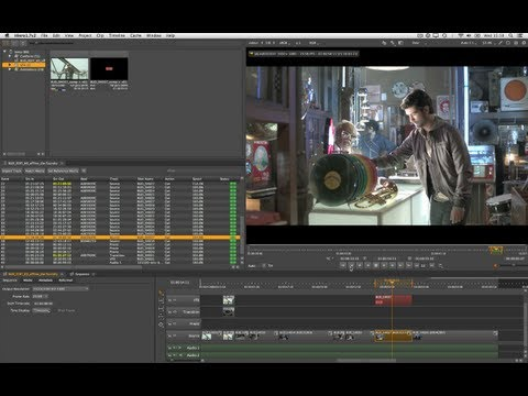 HIERO & NUKE Single Seat Workflow