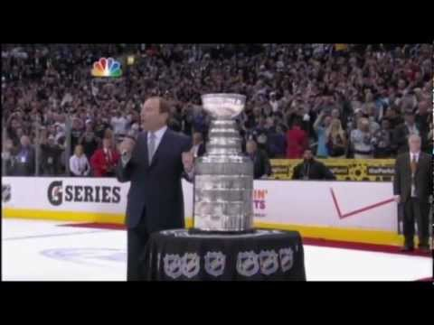 Los Angeles Kings Win 2012 Stanley Cup -- Game 6 Highlights (June 11, 2012)
