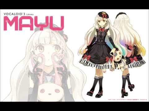 FOUNDATIONS, Well, This is my first try with vocaloid, i deicded to get mayu because i like her voice best. I Discoverd and i believe i am the first to re-create the Maor...