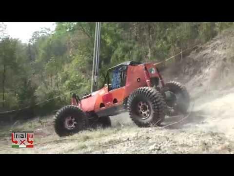 Trial 4x4 Campionato italiano Molo Borbera 2014