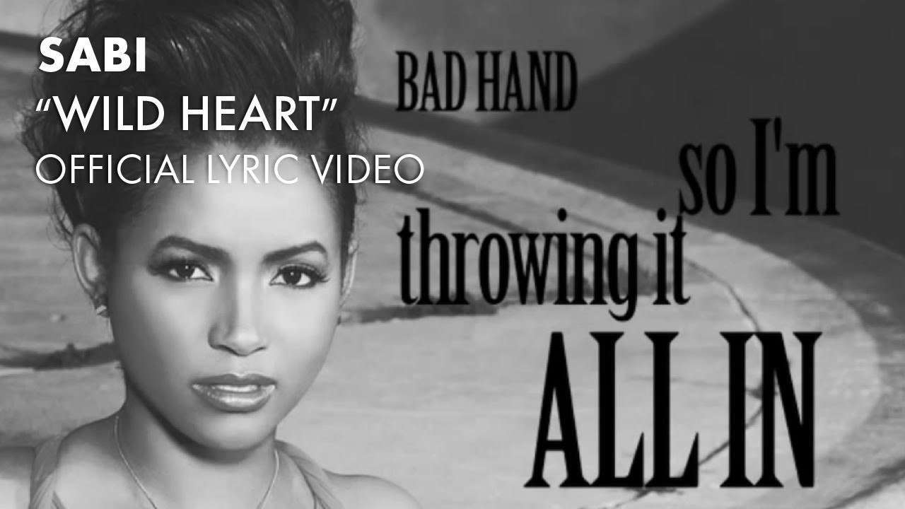 how to add lyrics video to audio