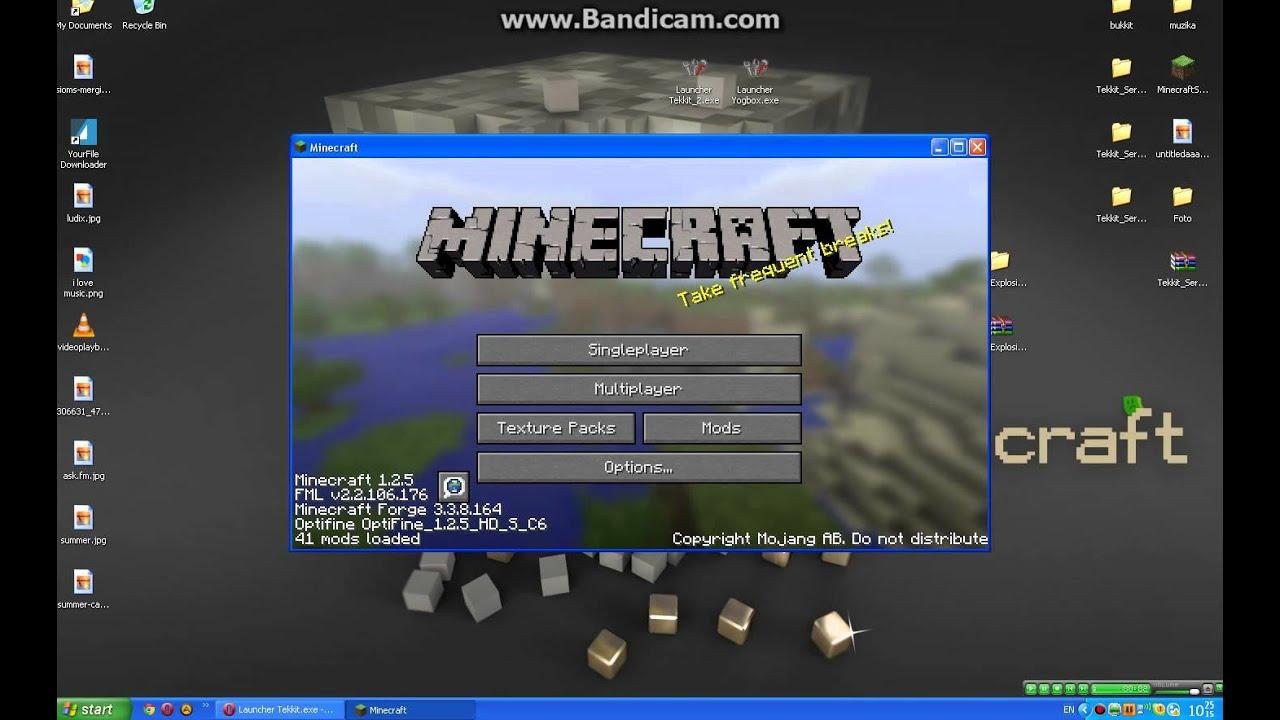 Minecraft Tekkit 3.1.2