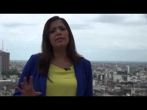 Bessy Granja - Historias de refugiados