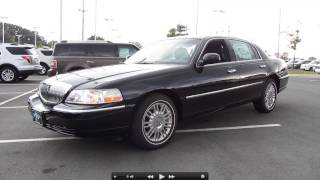 2011 Lincoln Town Car Signature Limited, Start Up, Exhaust, and In Depth Tour videos
