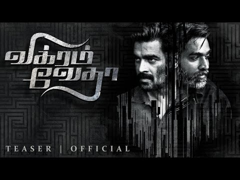 Vikram Vedha Tamil Movie Official Teaser