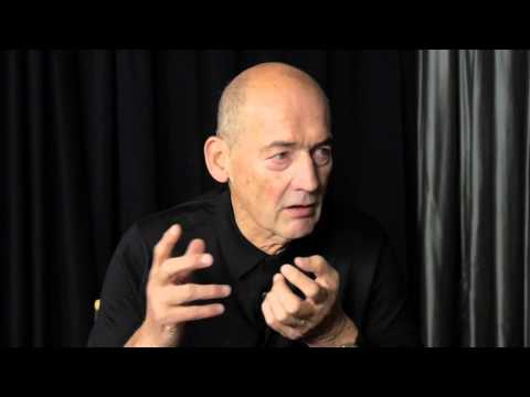 CTBUH Video Interview - Rem Koolhaas