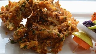 Cabbage Pakoda..